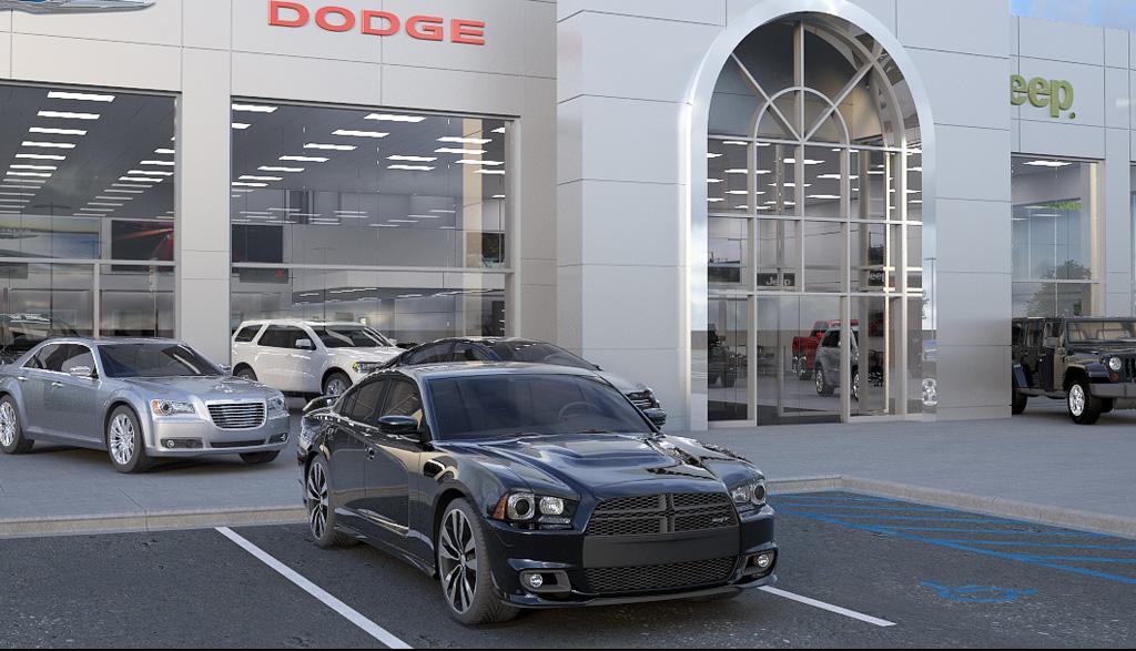 Dodge Egypt